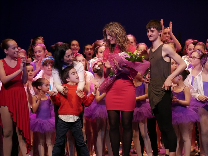 Ballet gala, San Fillippo sindromearen alde - 86