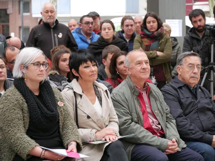 Eskuin indarra gainditzeko eta euskal gizartea defendatzeko aukerak nabarmendu ditu EH Bilduk - 4