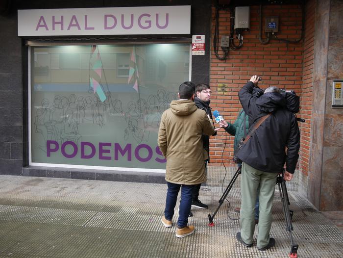 """Lander Martinez: """"Podemos bozkatzeko aukera egongo da Laudion udal hauteskundeetan"""" - 3"""