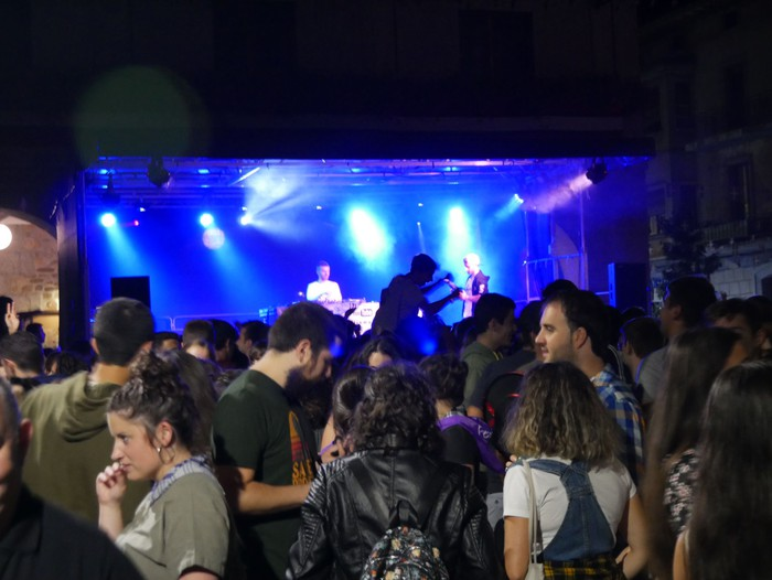 """Aldarria eta orotariko ekintzak batu zituen """"Zapatu moreak"""" - 37"""