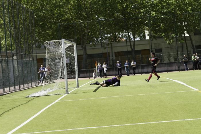 CD Laudioko gazteek lortu dute sailkapena Euskal Ligako play-offak jokatzeko - 52