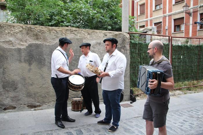 San Roman omenduz ospatu dituzte Orruño kaleko jaiak - 9