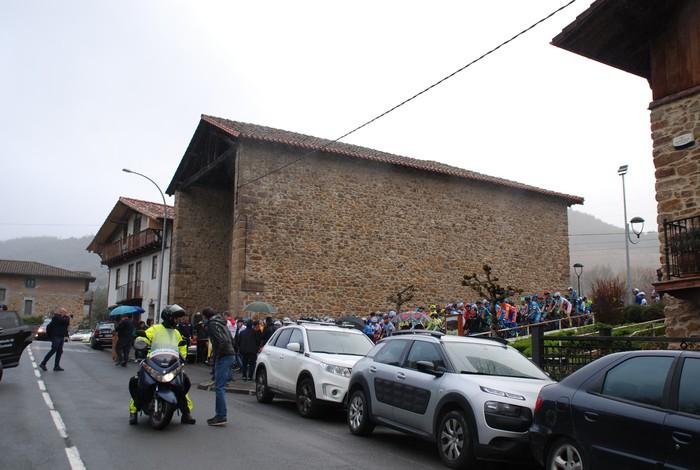 Ivan Bonillak irabazi zuen Aiarako Birako bigarren etapa - 9