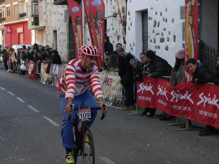 Ander Ganzabalek irabazi du San Silbestre lasterketa jendetsua - 114