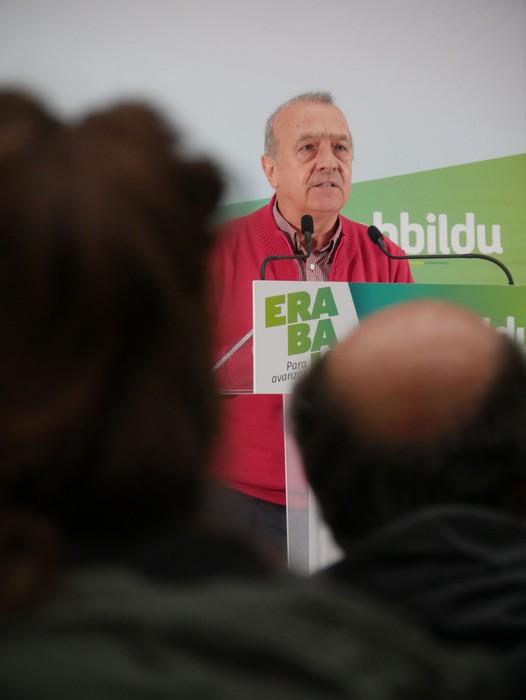 Eskuin indarra gainditzeko eta euskal gizartea defendatzeko aukerak nabarmendu ditu EH Bilduk - 19
