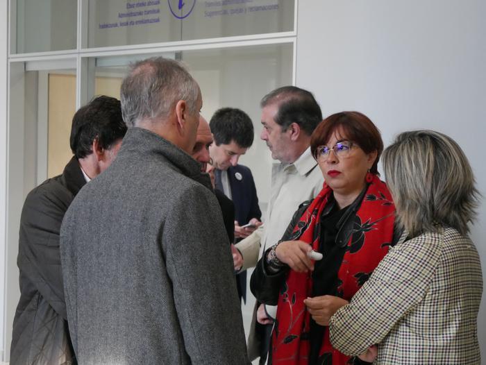 Gaur inauguratu dute Orozkoko anbulatorio berria - 37