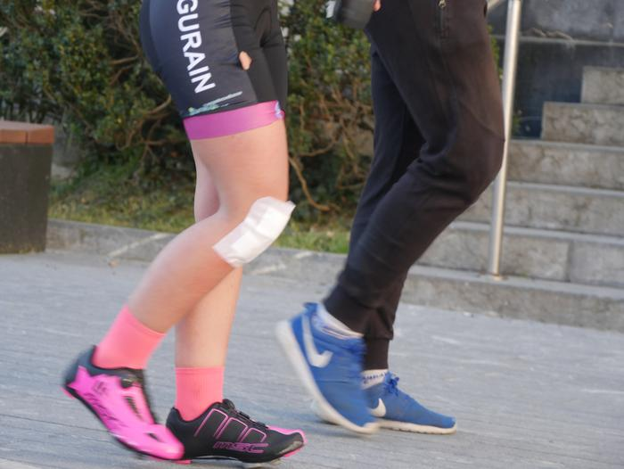Pablo Fernandezek irabazi zuen sprintean Aiarako Birako lehen etapa - 103