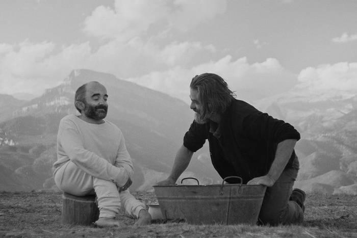 Zinema aretoetara iritsi da Iñigo Martinezen 'Armugan' filma