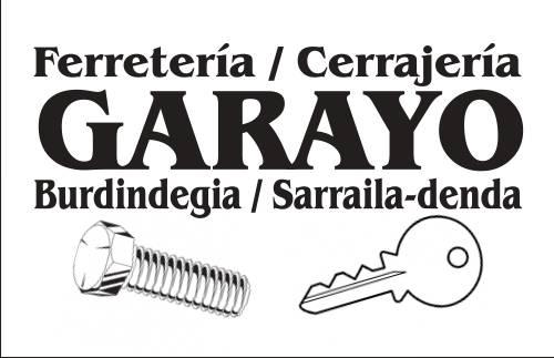 Garayo burdindegia logotipoa