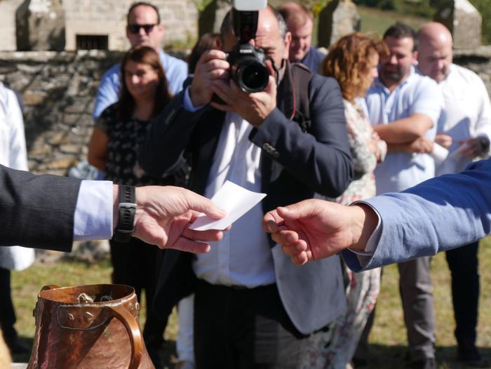 Encina Castresana hautatu dute Aiarako Kuadrillako presidente - 24
