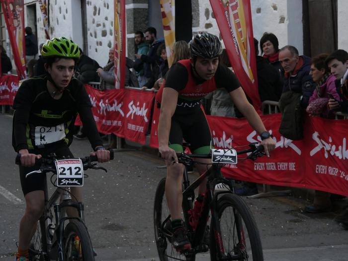 Ander Ganzabalek irabazi du San Silbestre lasterketa jendetsua - 129
