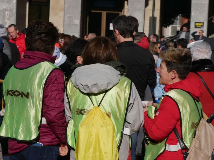 Lasterkari ugarik hartu dute parte Laudioko Herri Krosean - 6