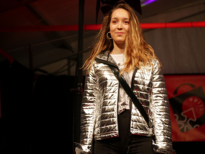 """Herritarrak """"modelo afizionatu"""", Laudio moda desfilean - 146"""