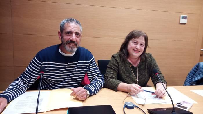 """Onartutako udal aurrekontuak """"kontinuistak eta austeritatearen aldekoak"""" direla salatu du Orain Amurriok"""