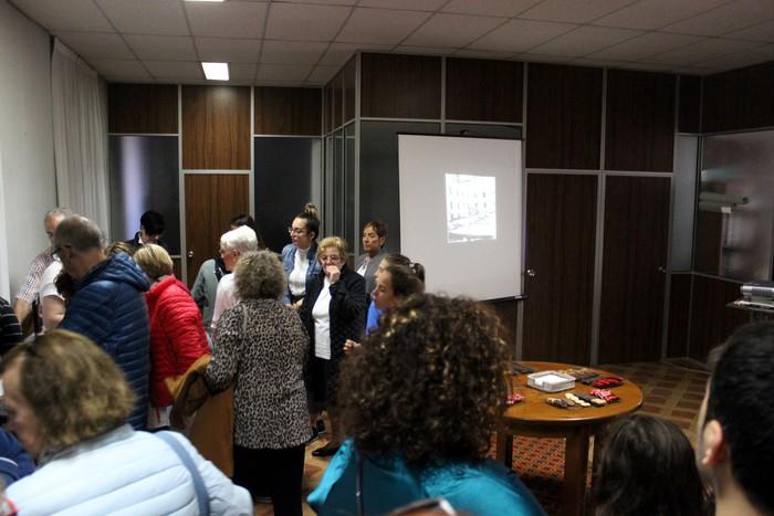 Mariaren Lagundiaren ikastetxeko ateak zabaldu dituzte berriz - 69