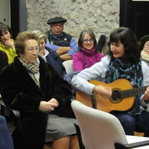 """Transito Lopez Alvarez omendu du udalak, """"berdintasunaren alde borrokatu duten emakume guztiengatik"""""""