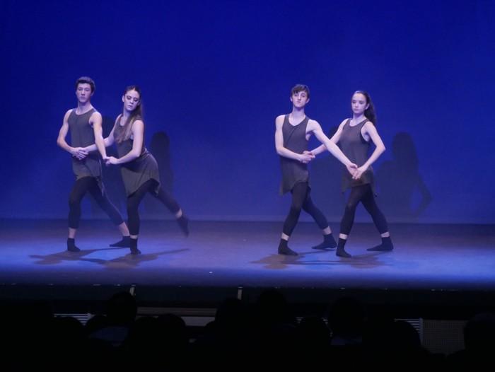 Ballet gala, San Fillippo sindromearen alde - 57