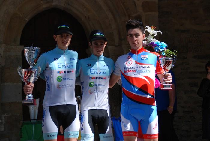 Ivan Romeok eta Olatz Caminok irabazi dute Aiara Birako aurtengo edizioa - 17