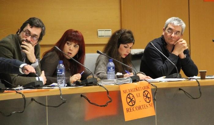Juanma Ibarretxe, Joseba Amondo eta Borja Ormaetxe dira EAJko zerrenda burua izateko hautagaiak