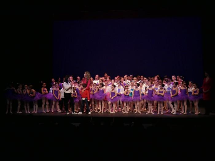 Ballet gala, San Fillippo sindromearen alde - 83