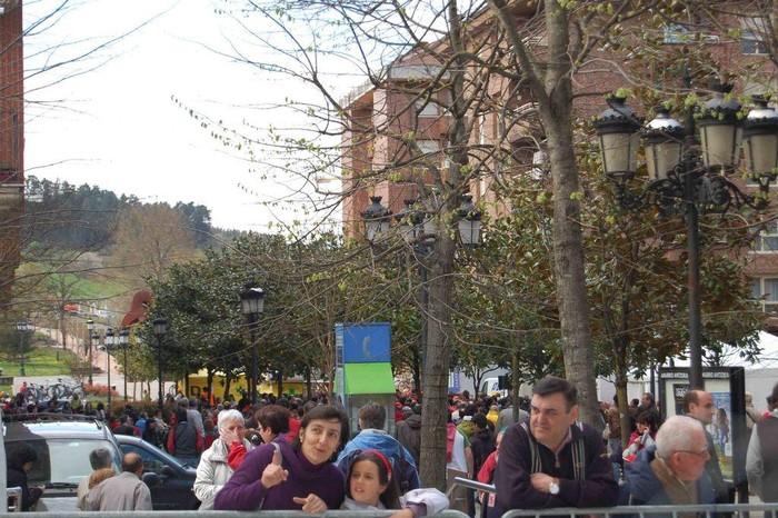 Euskal Herriko Itzuliak Aiaraldea zeharkatu du - 5