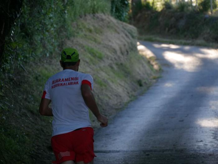 Felipe Larrazabal eta Maider Urtaran garaile San Joan Astobitzako krosean - 32