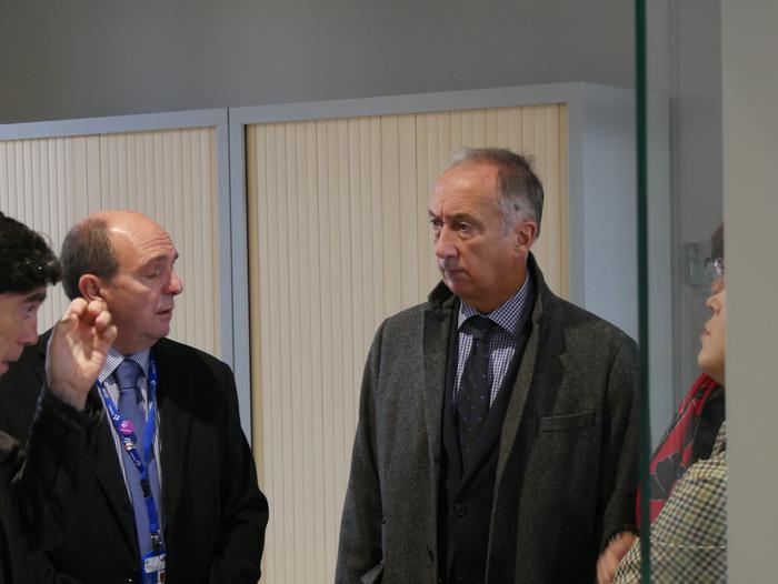 Gaur inauguratu dute Orozkoko anbulatorio berria - 61
