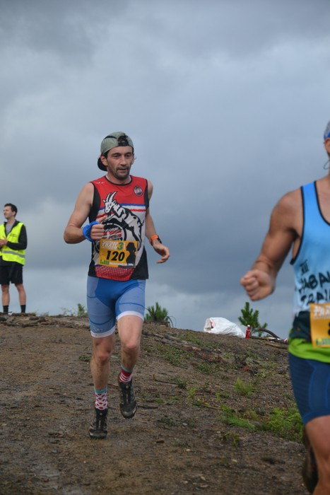 Iñaki Isasi eta Maider Urtaran izan ziren irabazleak Areta Trail probaren III. edizioan - 262