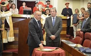 Ramiro Gonzalez hautatu dute Arabako Ahaldun Nagusi bigarren itzulian Araban eta Unai Errementeria Bizkaian