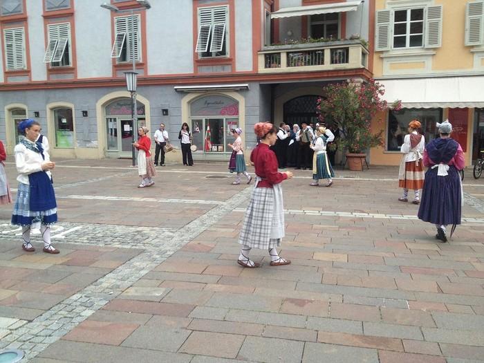 Aiara Dantza Taldea Eslovenian
