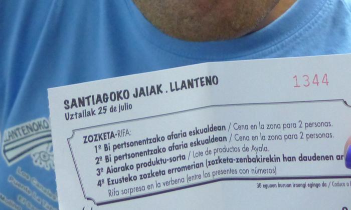 Mus txapelketa eta puzgarriak izan zituzten, besteak beste, Lantenoko jaietan - 15