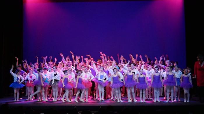 Ballet gala, San Fillippo sindromearen alde - 9