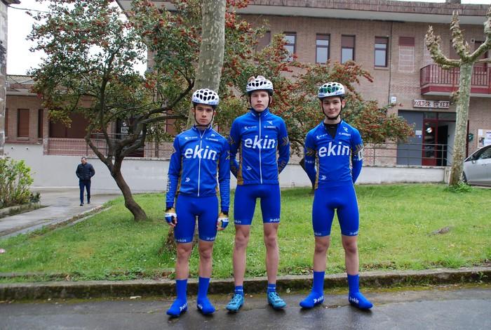 Ivan Bonillak irabazi zuen Aiarako Birako bigarren etapa - 27