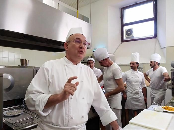 Italiako jantoki publikoen eredua gertutik ezagutzeko aukera izan du Urduñako Udalak - 8