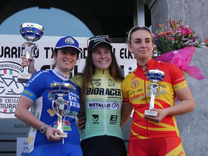 Pablo Fernandezek irabazi zuen sprintean Aiarako Birako lehen etapa - 113