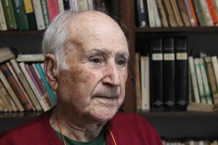 Mateo Balbuena 104 urteko miliziano komunistak jasoko du aurtengo Urrezko Guk saria