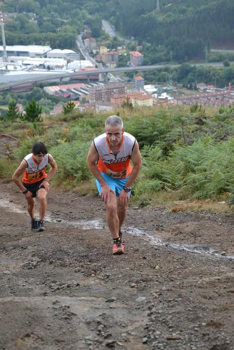 Iñaki Isasi eta Maider Urtaran izan ziren irabazleak Areta Trail probaren III. edizioan - 125