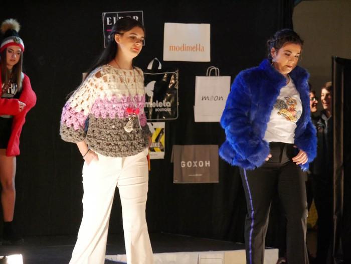 Ikasbidaia antolatzeko moda desfilea egin zuten ikastolan - 75
