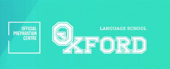 Oxford Language School logotipoa