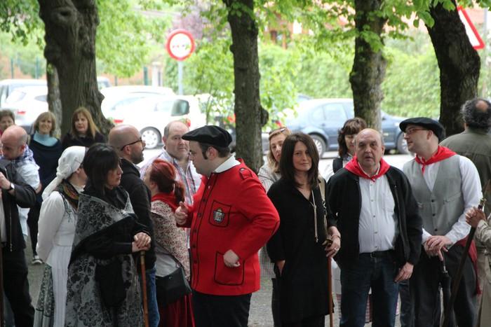Otxomaioak ospatzen ari dira Urduñan, tradizioa jarraiki - 18