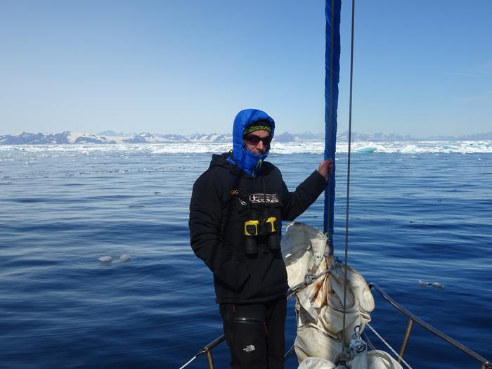[UDARIKLIK] Groenlandian eskalatzeko icebergak ekidin behar izan ditu Zigor Egiak - 18