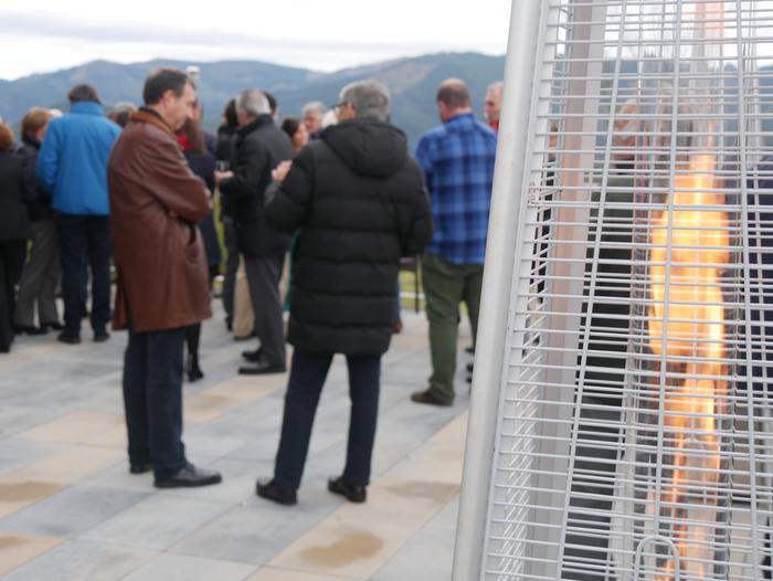 Gaur inauguratu dute Aiarako nagusien egoitza berria - 49