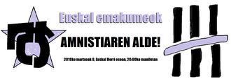 Euskal Emakumeok Amnistiaren alde