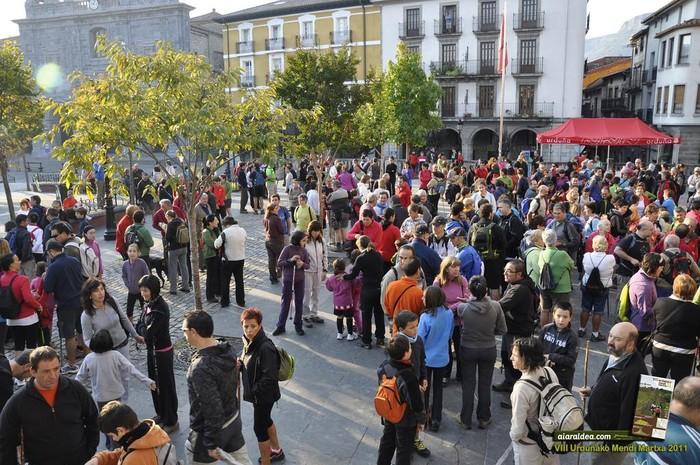 Urduñako mendi martxa 2011 - 41