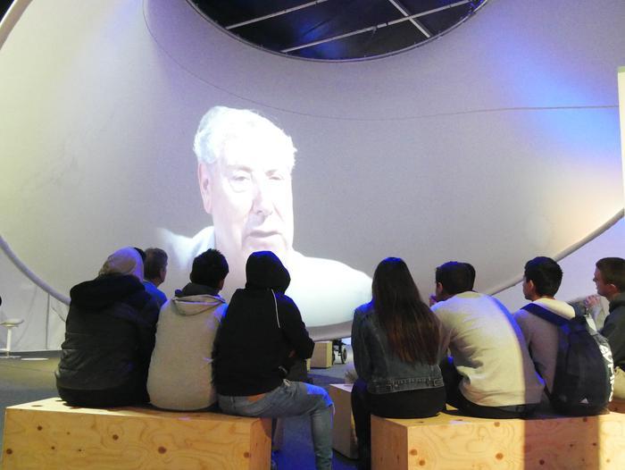 Memoriaren Plaza ikusteko aukera egongo da igandera arte - 14