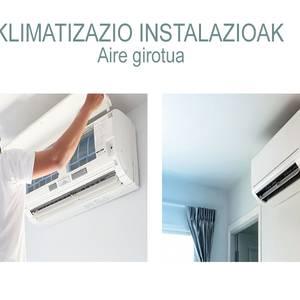 Klimatizazio instalazioak