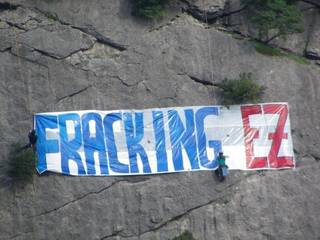 Espainiar Gobernuaren errekurtsoa dela eta frackingari buruz eztabaidatuko dute berriro udalbatzan