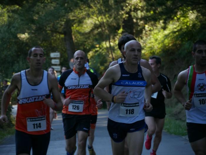 Felipe Larrazabal eta Maider Urtaran garaile San Joan Astobitzako krosean - 9