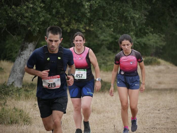 Beatriz Delgado eta Jon Vegas garaile Amurrio Trail Lasterketaren VIII. edizioan - 52