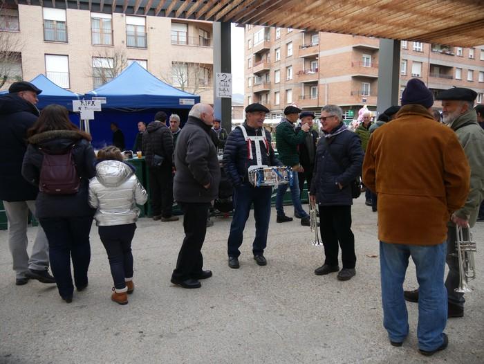 Ehunka pertsona bildu ditu Amurrioko San Anton azokak aurten - 62